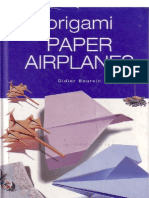 Orgami Airplanes