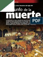 La Peste Negra y Otros Desastres Del Siglo XIV