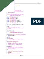 Programme javascript pour fixer les RDV et autres délais.