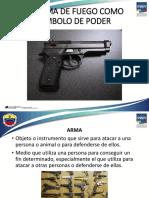 Arma de fuego como simbolo de Poder.pptx