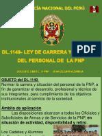 Ley Carrera Pnp Dl.1149