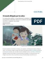 El Mundo Dibujado Por Los Niños _ Cultura _ EL PAÍS