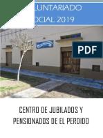 VOLUNTARIADO SOCIAL-Bingo en El Geriátrico Municipal