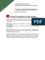 Ementa Projeto Pedagogico POS Em Negocios Disruptivos 2019