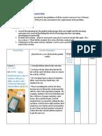 Teaching PracticeTask 5