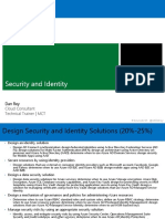 70 535 03 Security and Identity DREY