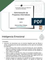 FEP3.03.19 - Inteligencia Emocional y Liderazgo