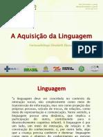 A Aquisição Da Linguagem