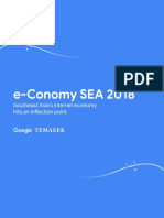 Report E-Conomy SEA 2018 by Google Temasek V