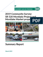 SR520 Report MontlakeMarket Survey Web