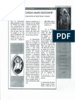 La Experiencia de La Misericordia en Santa Teresa de Jesús