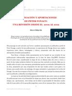 INVESTIGACIÓN Y APORTACIONES  DE PETER FONAGY