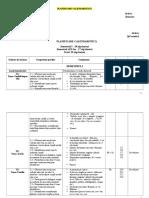 Planificare V L2 Franceza.doc