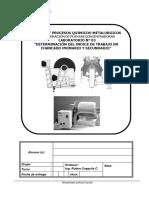 Taller Lab 4 - Chancado - Indice de trabajo.pdf