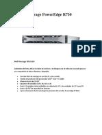Dell Storage NX3230 Propuesta