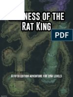 D&D Madness of the Rat King