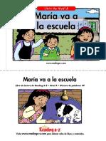 Maria va l colegio