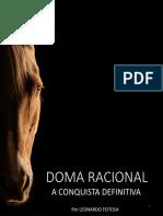 Doma Racional a Conquista Definitiva - Módulo I