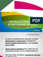 historia da formação de alfabetizadores no Brasil.pdf
