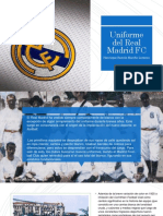 Henrique Ramón Mariño Lorenzo_Uniforme Del Real Madrid FC