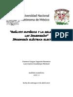 Proyecto Analisis Numerico