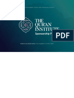 TQI Prospectus 2019 (Draft)