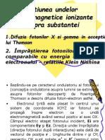 C9 Radiatiile Electromagnetice Indirect Ionizante