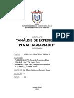 ANÁLISIS DE EXPEDIENTE PENAL - Cuestionario.docx