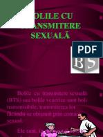 bolile sexual transmisibile