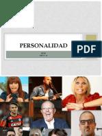 Clase 7 Personalidad
