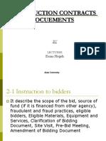 Contract Docs