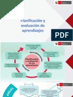 Planificación y Evaluación de Aprendizajes