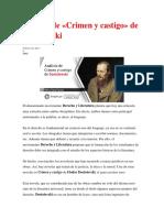 Análisis de Crimen y castigo de Dostoievski.docx