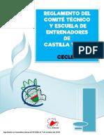 Cecleb.- Reglamento Cecleb 18-19