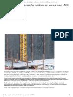 Durabilidade Das Construções Metálicas Em Seminário No LNEC _ EngenhariaCivil