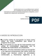 Delito Corrupcion Funcionarios Diplomado de Ica