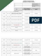 Cronograma Ciencia de Los Materiales 2019-i t01