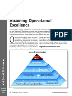 Paper AIM - Attaining Operational Excellence