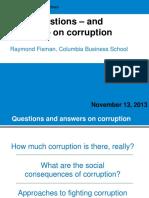 World Bank Corruption f is Man