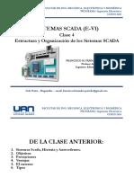 04 Sistemas SCADA - Estructura de Los Sistemas SCADA