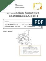 EVALUACION SUMATIVA MATEMATICA UNIDAD 5....2016.docx