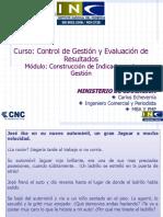 Taller Practico-Indicadores de Gestion y Control de Gestion-Construccion de Indicadores