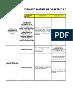 Formato de Matriz de Objetivos del SIG.xlsx