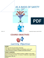 Inerting as a Basis Os Safety v 1,3