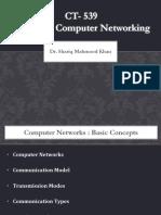 Lec 1 Classification of Computers