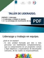 1.3-Liderazgo y Trabajo en Equipo_ 1.3.1-La Estrategia de Movilización de Equipos