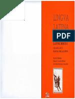 Lingua latina. Latine disco 1. Manual del alumno (para ser usado por el prof).pdf