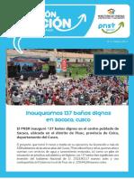 Boletín Electrónico Del PNSR – Febrero