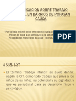 INVESTIGACION SOBRE TRABAJO INFANTIL EN BARRIOS DE POPAYAN.pptx