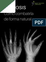 Artrosis Cómo combatirla de forma natural